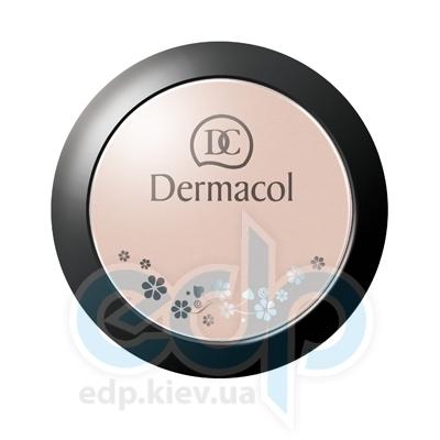Dermacol Пудра Компактная Минеральная Mineral compact powde № 02 - 8.5 gr (3160)