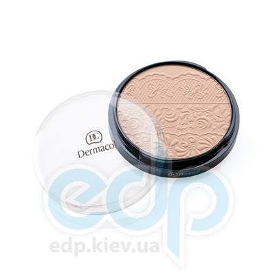 Dermacol Пудра Компактная Compact powder № 02 - 8.5 gr (2505)