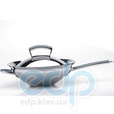 Berghoff -  Вок Designo 30 см с металической крышкой (арт. 2700044)
