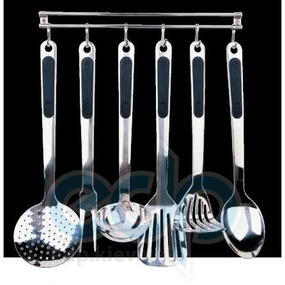 Berghoff Cook&Co (посуда) COOK and Co (от Berghoff) -  Кухонный гарнитур 6 пр. на развеске Ergo (арт. 2800850)