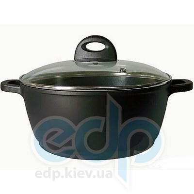 Berghoff Cook&Co (посуда) COOK and Co (от Berghoff) -  Кастрюля -  24 см. объем 3.3 л. Cast Line (арт. 2801246)