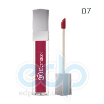 Dermacol Блеск для губ бриллиантовый Lip Gloss № 07 - 6 ml (6720)