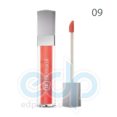 Dermacol Блеск для губ бриллиантовый Lip Gloss № 09 - 6 ml (2314)