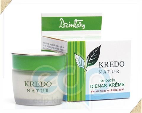 Dzintars (Дзинтарс) - Питательный дневн.крем для сухой кожи лица и шеи Kredo Natur - 50 ml (28220dz)