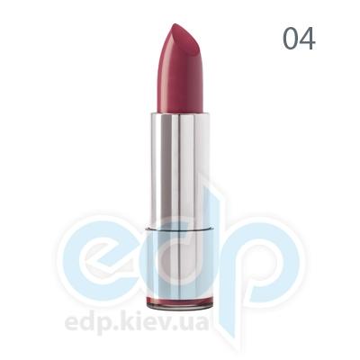 Dermacol Губная помада стойкая Кремовая Long-lasting Lipstick № 04 - 4.38 gr (4356)
