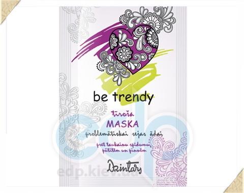 Dzintars (Дзинтарс) - Be trendy Очищающая маска для проблемной кожи лица - 8ml (28472dz)