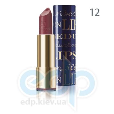 Dermacol Губная помада Увлажняющая Lip Seduction Lipstick № 12 - 4.83 gr (6713)