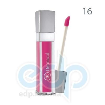 Dermacol Блеск для губ бриллиантовый Lip Gloss № 16 - 6 ml (6149)