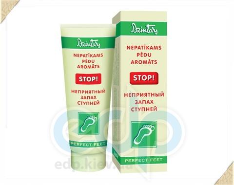 Dzintars (Дзинтарс) - Бальзам - дезодорант для ног - 125 ml (29070dz)