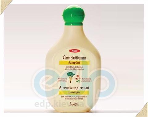 Dzintars (Дзинтарс) - Антиоксодантный шампунь для нормальных,окрашен. и ослабл. волос - 240 ml (31386dz)