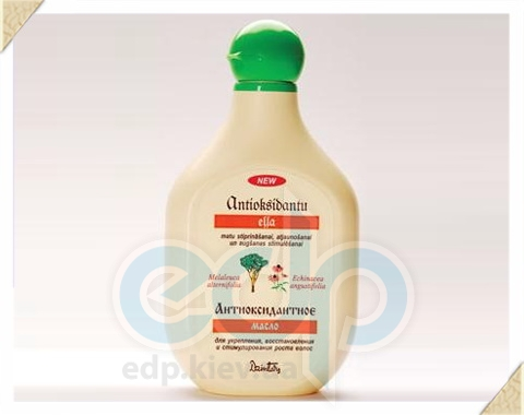 Dzintars (Дзинтарс) - Антиоксодантное масло для укрепления, восстанавления и стимуляции роста волос - 240 ml (36023dz)