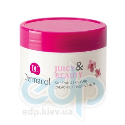 Dermacol Juicy and Beauty крем для лица смягчающий Японська черешня - 50 ml (15420)