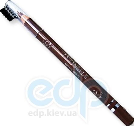 Ninelle Карандаш для бровей с щеточкой № 401 - 1.75 gr (12619)
