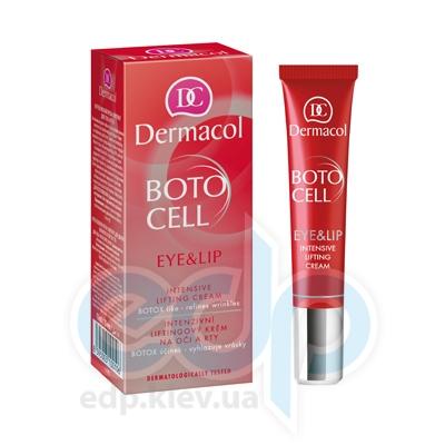 Dermacol Botocell Крем-лифтинг интенсивный для кожи вокруг глаз и губ Eye&Lip Intensive Lifting Cream - 15 ml (16919)