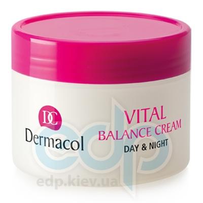 Dermacol Face Care Vital Balance Крем смягчающий восстанавливающий для нормальной и комбинированной кожи - 50 ml (17121)