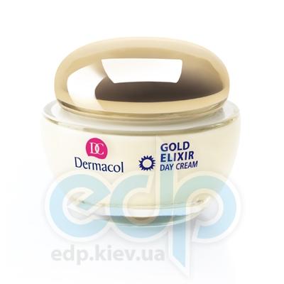 Dermacol Gold Elixir Rejuvenating Caviar Day Cream Дневной крем с экстрактом икры для интенсивного омоложения - 50 ml (15645)
