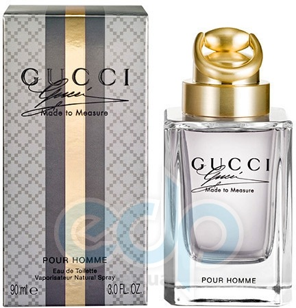 Gucci Made to Measure Pour Homme - туалетная вода - пробник (виалка) 2 ml