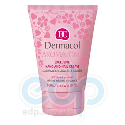 Dermacol Hand Care Крем для рук и ногтей эксклюзивный Aroma Time Exclusive - 100 ml (15696)