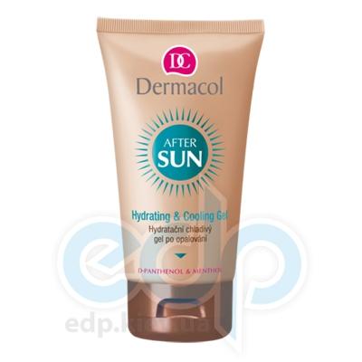 Dermacol Sun After Sun Гель после загара охлаждающий увлажняющий - 150 ml (5371)
