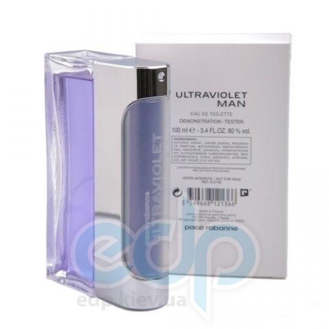 Paco Rabanne Ultraviolet Man - туалетная вода - 50 ml TESTER