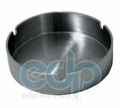 Vinzer (посуда) Vinzer -  Пепельница - нержавеющая сталь, диаметр 120 мм (арт. 69292)