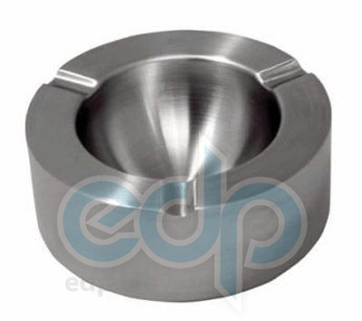 Vinzer (посуда) Vinzer -  Пепельница - нержавеющая сталь, диаметр 130 мм (арт. 69293)