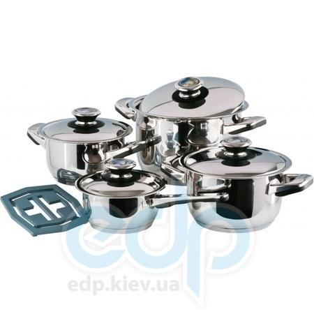 Vinzer (посуда) Vinzer -  Набор посуды GRAND JUNIOR - 9 предметов (арт. 89039)