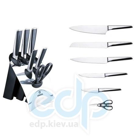 Vinzer (посуда) Vinzer -  Набор ножей Cascade  - 7 предметов (арт. 89133)
