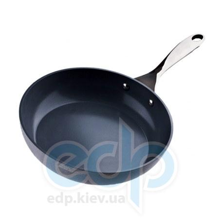 Vinzer (посуда) Vinzer -  Сковорода  керамическая Ecoline  - диаметр 24см.  (арт. 89412)