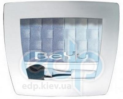 BeYu - Двойные тени для глаз Color Passion Duo №04 Metallic Silver