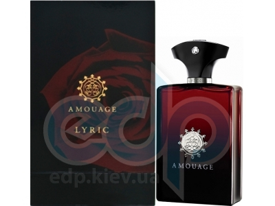 Amouage Lyric pour Homme - парфюмированная вода - 50 ml