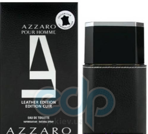 Azzaro Pour Homme Leather Edition