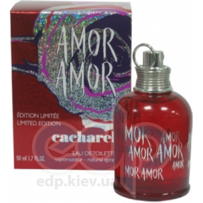 Cacharel Amor Amor Limited Edition - туалетная вода - 25 ml