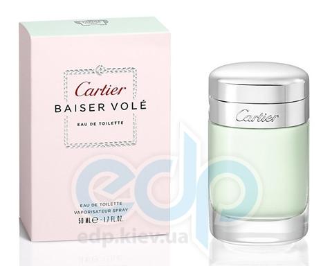 Cartier Baiser Vole - туалетная вода - 50 ml