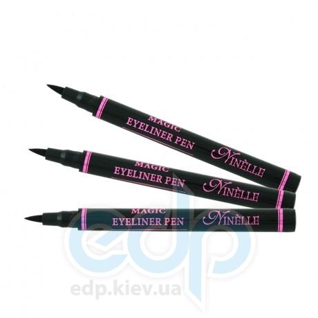 Ninelle Подводка-фломастер для глаз Magic Eyeliner Pen (черная) - 5 ml (1746)