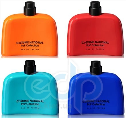 Costume National Pop Collection - Набор - 100 ml
