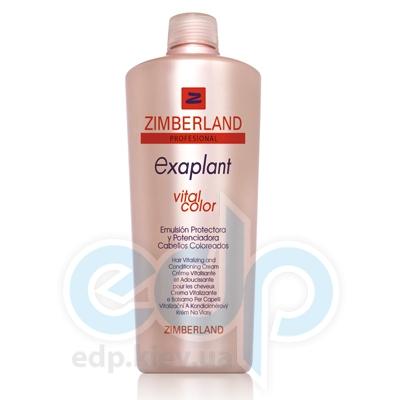 Zimberland - Exaplant Vital Color Эмульсия для волос кондиционирующая для защиты и укрепления цвета волос - 750 ml (2477)