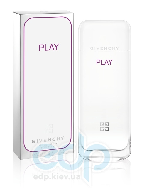 Givenchy Play for Her Eau de Toilette - туалетная вода - 50 ml