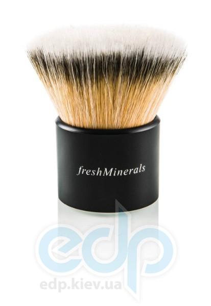 freshMinerals - Kabuki brush Кисть кабуки - (ref.90670)