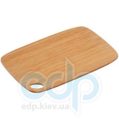 Kesper - Набор кухонных досок с отверстием бамбук 2 штуки (арт. 88176)