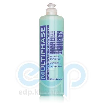 Zimberland - Multiphase Кондиционер двухфазный для мгновенного восстановления кутикулы волос - 400 ml (2478)