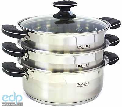 Rondell (посуда) Rondell - Пароварка трехуровневая Stern 26см 10.8л (RDS-007)