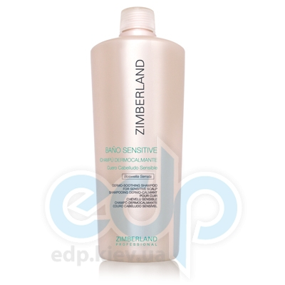 Zimberland - Shampoo Sensitive шампунь успокаивающий для чувствительной кожи головы - 750 ml (2461)