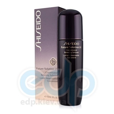 Shiseido - Future Solution LX Concentrated Balancing Softener - 150 ml