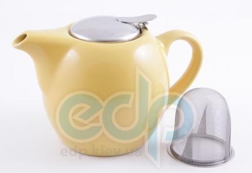 Fissman - Заварочный чайник керамический 750 мл (арт. TP-9202.750)