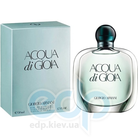 Giorgio Armani Acqua di Gioia - парфюмированная вода - 50 ml TESTER