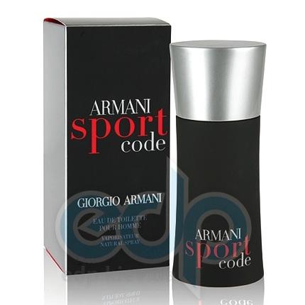 Giorgio Armani Armani Code Men Sport - туалетная вода - 75 ml