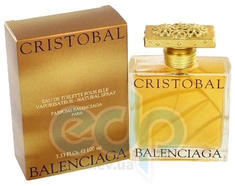 Cristobal Balenciaga Cristobal Balenciaga Vintage - духи - 7.5 ml