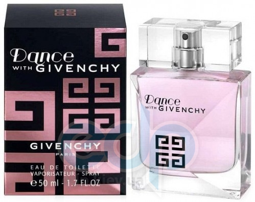 Dance with Givenchy - туалетная вода -  mini 5 ml