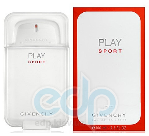 Givenchy Play Sport - туалетная вода -  пробник (виалка) 1 ml